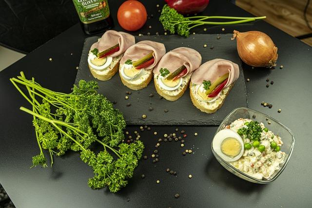 Czech Cuisine Chlebicky