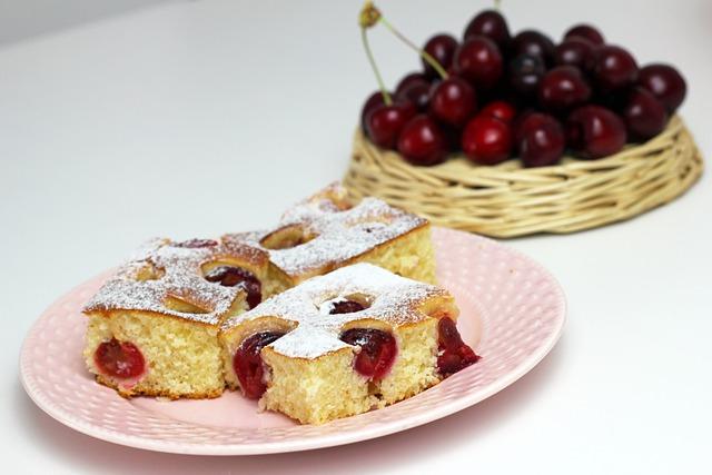 Czech Cuisine Bublanina